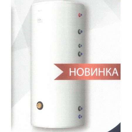 Напольный бойлер (водонагреватель) Hajdu AQ IND 300С2 (300 л) с двумя теплообменниками