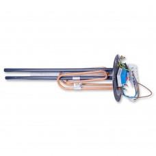ТЭН фланцевый с термостатом для бойлеров HAJDU ID ...A мощностью 2,4 кВт