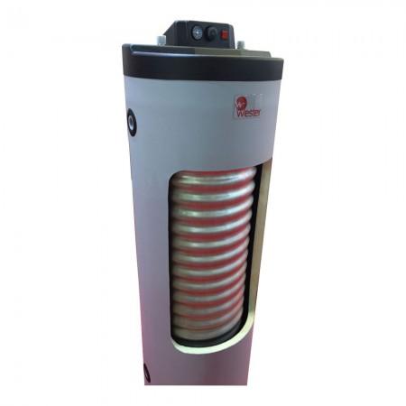 Бойлер (водонагреватель) из нержавеющей стали Wester WHU300 (244л)