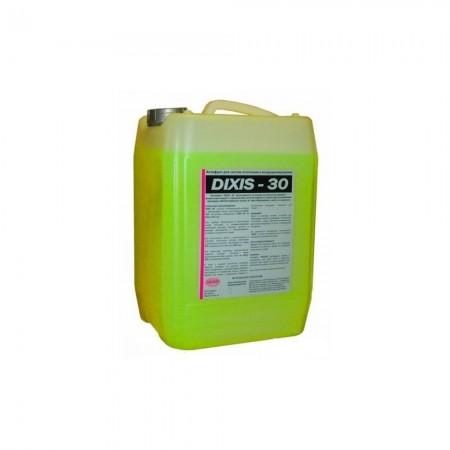 Теплоноситель незамерзающий DIXIS-30 20 л
