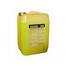 Теплоноситель незамерзающий DIXIS-65 10 л