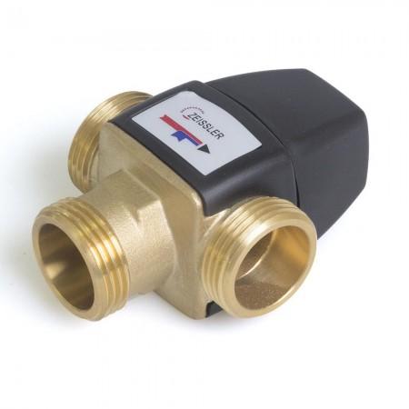 Термостатический смесительный клапан TIM ZEISSLER BL3110C04 для теплых полов до 200м2