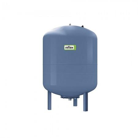 Расширительный бак Reflex DE 80 водоснабжение