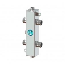 Гидрострелка Север-60 AISI до 50кВт, нержавеющая сталь