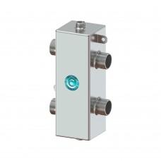 Гидрострелка Север-80 AISI до 75кВт, нержавеющая сталь
