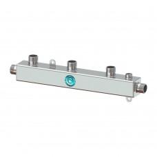 Коллектор нержавеющий Север-К3 AISI до 130кВт, 3 контура