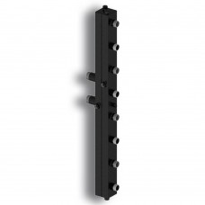 Коллектор вертикальный «Север-KV4» до 70 кВт, 4 контура