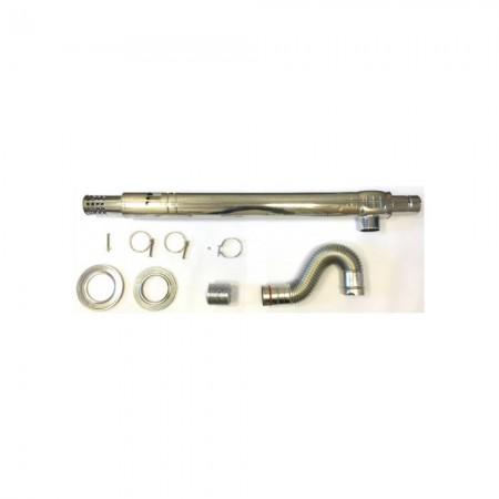 Коаксиальный дымоход 100(75) для котла Rinnai CMF