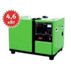 Газовый электрогенератор CC5000D