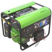 Газовый генератор Green Power CC 6000 XT-NG/LPG/380 (3 фазы 5 кВт)