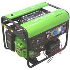 Газовый генератор Green Power CC 1500 NG/LPG/220 (1,5 кВт).