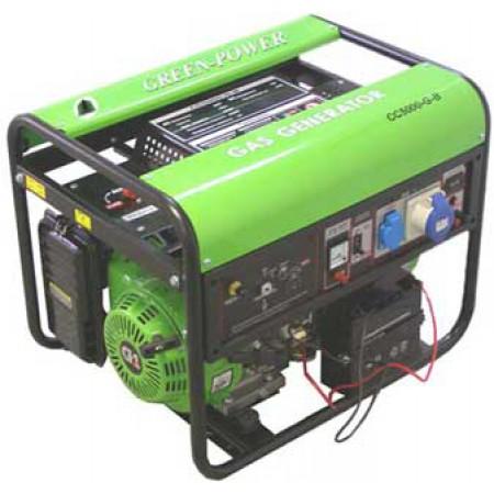 Газовый генератор Green Power CC 3000 NG/LPG/220 (3 кВт)