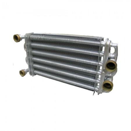 Теплообменник битермический для котлов Baxi (Бакси) MAIN Four 240