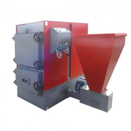 Пеллетный котел Faci 130 (130 кВт, бункер 400 л.)
