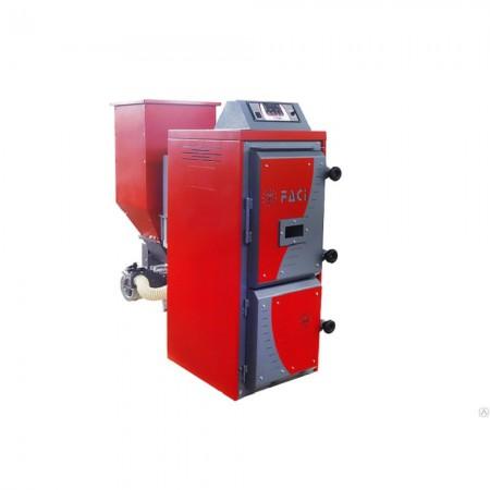 Пеллетный котел Faci 20 (20 кВт, бункер 200 л.)