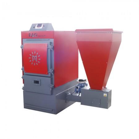 Пеллетный котел Faci 51 (51 кВт, бункер 200 л.)