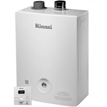 Газовый котел Rinnai BR-K24 (RB 207 КMF) (23 кВт) настенный двухконтурный