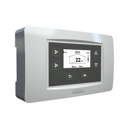 Терморегулятор Vexve AM40 погодозависимый с сервомотором.