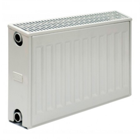 Радиатор KERMI FTV 33x300x400 (стальной панельный, нижнее подключение, с креплением)